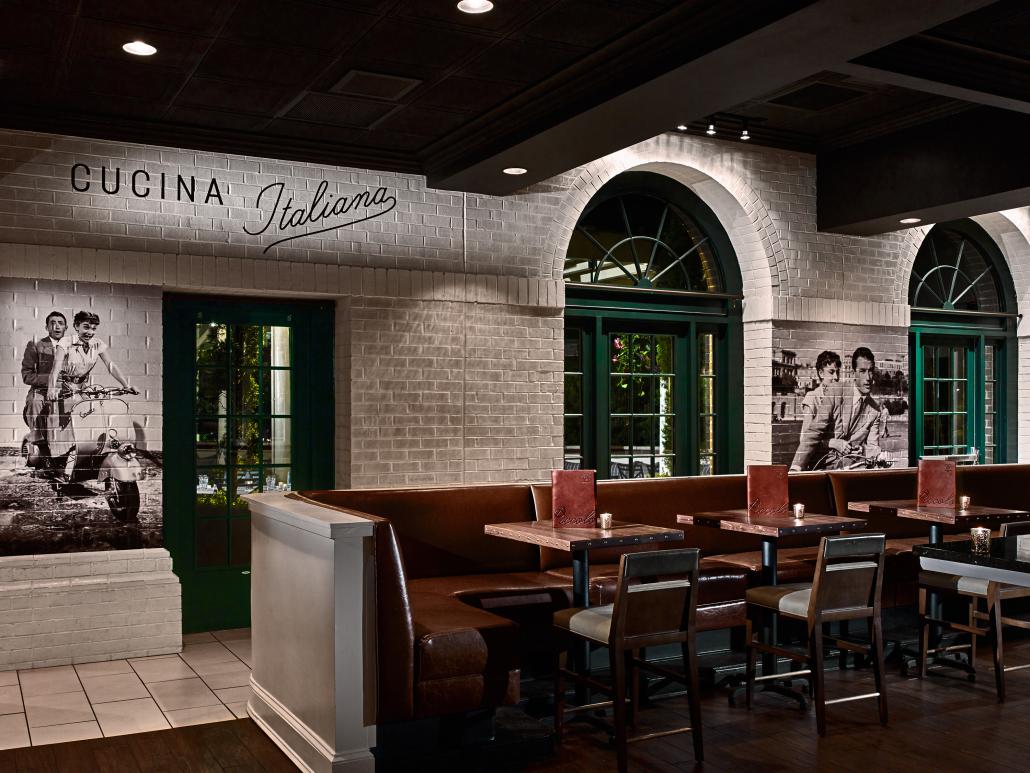 italian restaurant auburn