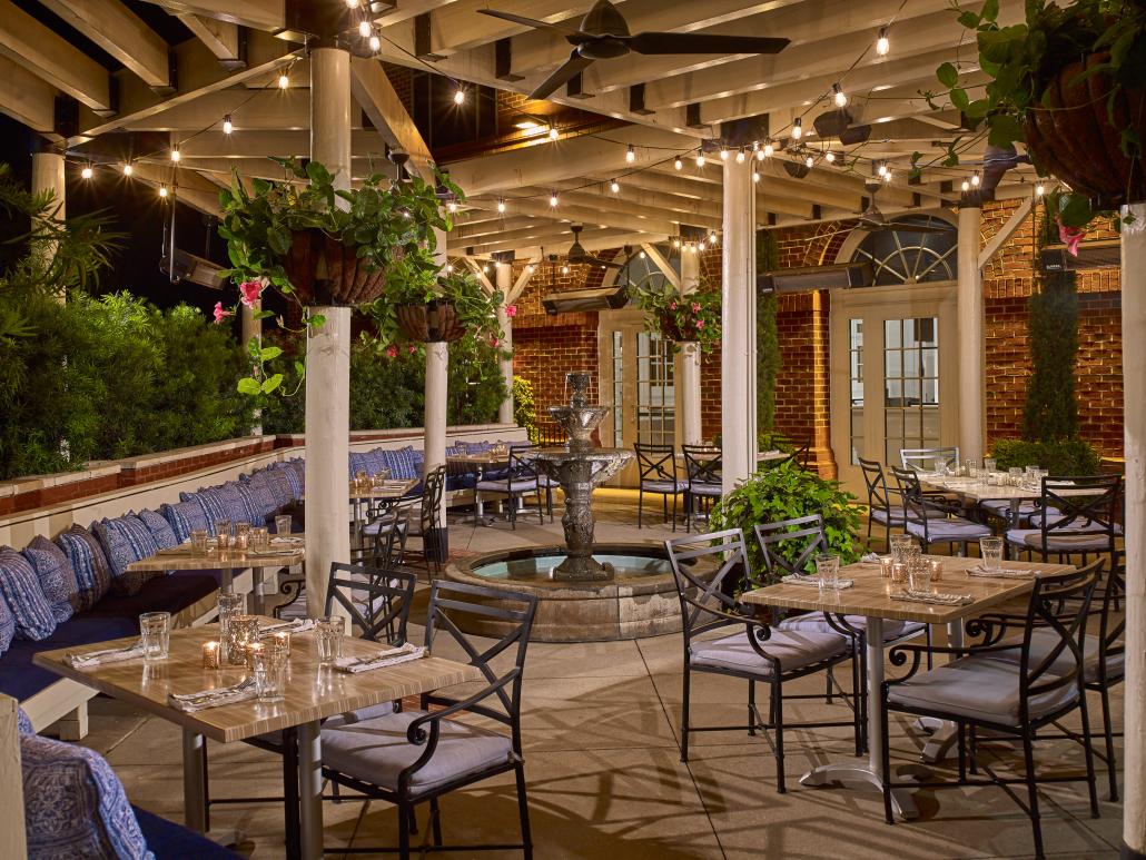 outdoor dining auburn